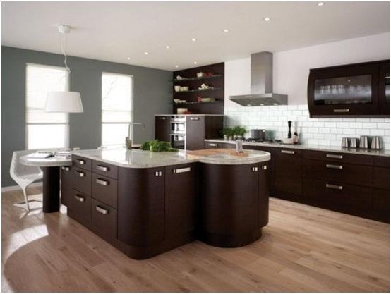 Desain dapur yang tepat mendukung efisiensi dan kelancaran aktivitas di dapur