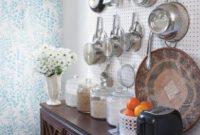 dapur jadi cantik bersih dan rapi
