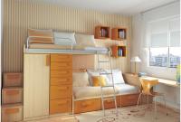 desain keren untuk ruangan kamar yang sempit