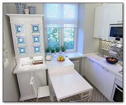 dapur mungil minimalis 2x2