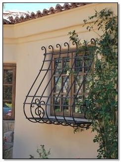desain teralis jendela gaya eropa