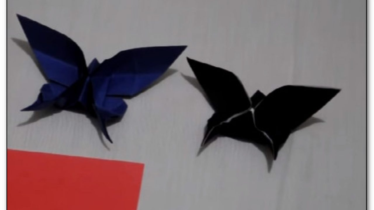 Desain Kamar Dengan Kertas Origami - Aneka Cara Membuat ...