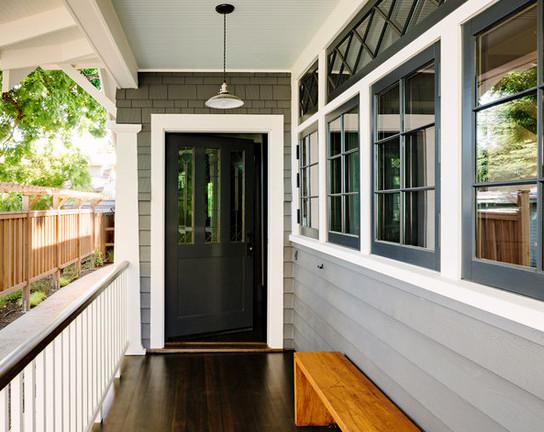 jendela minimalis rumah klasik