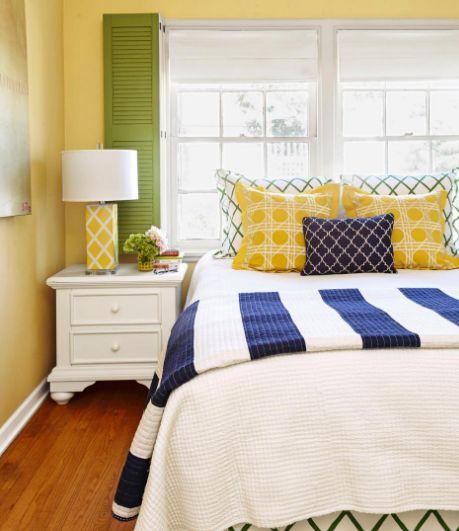 porsi warna yang pas desain interior kamar