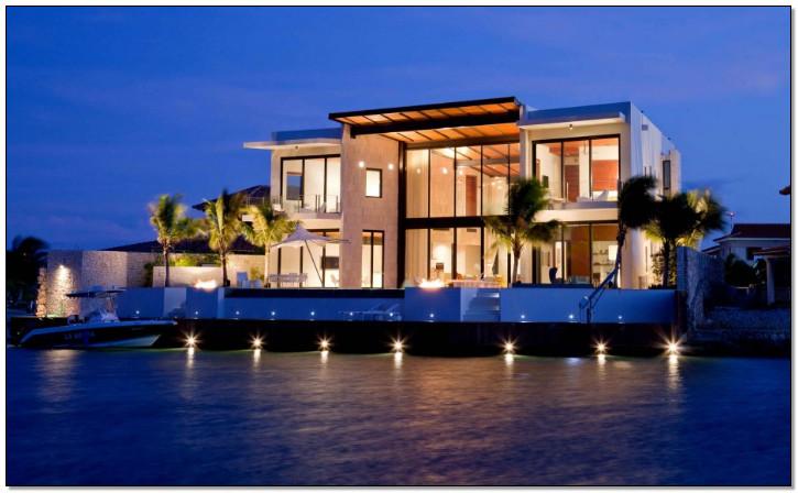 rumah terbagus di dunia dengan kolam pribadi