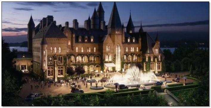 rumah terbagus di dunia seperti castle