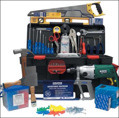 toolkit rumah paket