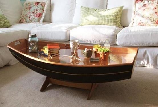 furniture unik kapal layar