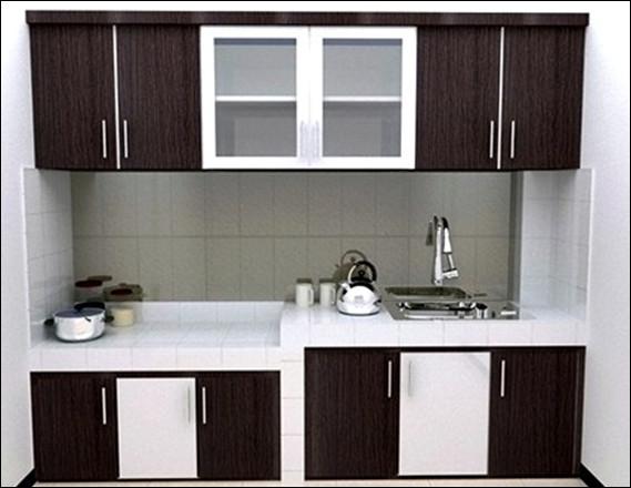 lorong dapur minimalis