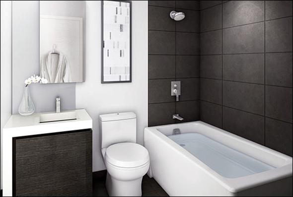 tips desain kamar mandi minimalis terbaru