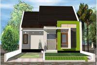 contoh desain rumah cilik