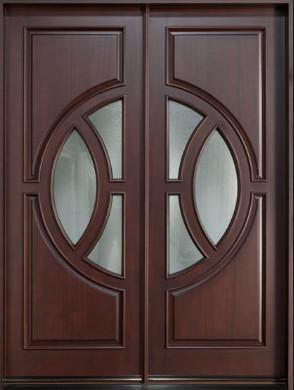 pintu minimalis modern 2 pintu
