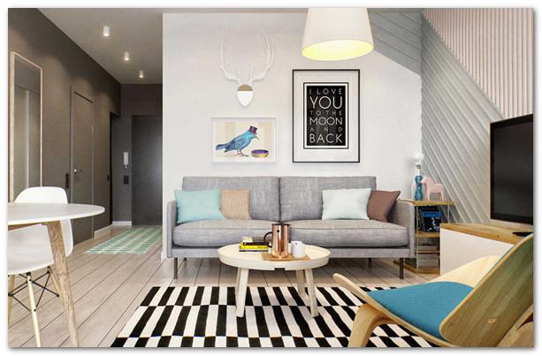 rumah minimalis keren banget penataannya rapi dan cantik