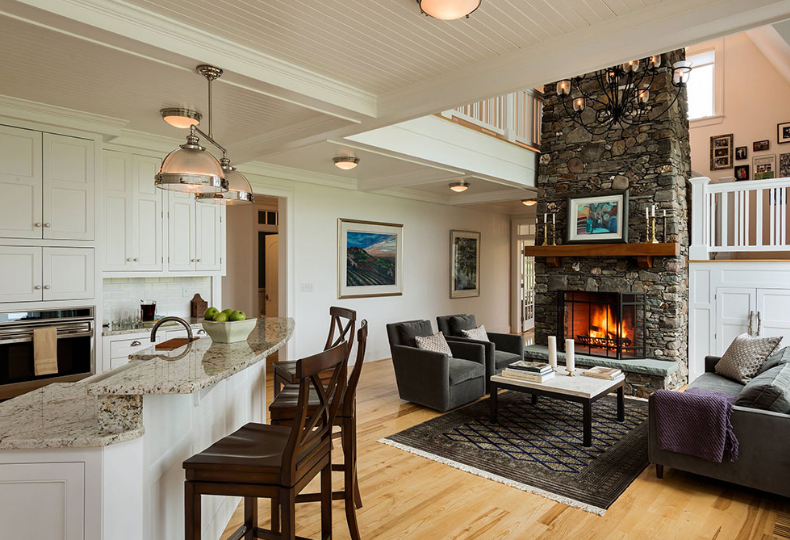 model dapur modern minimalis terbaru desain rumah unik