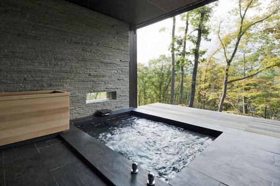 kamar mandi khas jepang