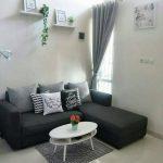 ruang tamu yang nyaman