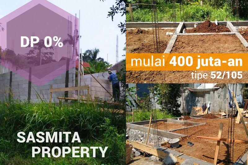 sasmita property rumah murah 400jutaan