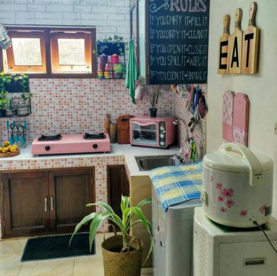 dapur masak unik lucu