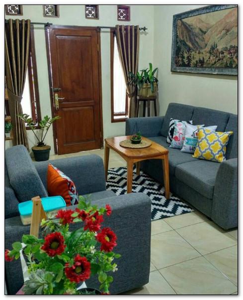 desain ruang tamu yang mengagumkan