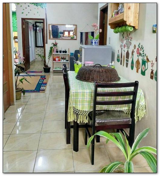 ruang makan dapur