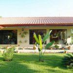 rumah indah di desa