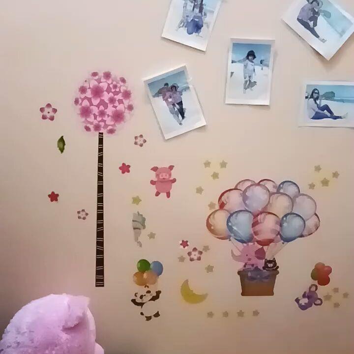 dekorasi dinding untuk kamar kosan