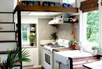 dapur konsep mezanine