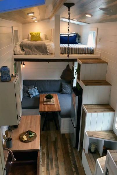 kamar sempit ruang mezanine