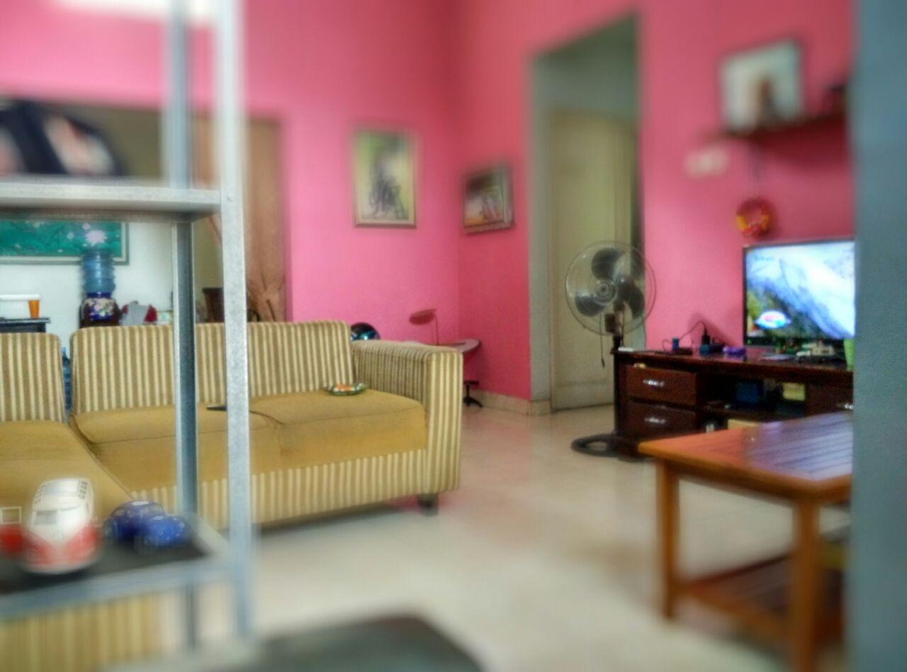 Tampak Dalam Rumah Catalina Graha Raya Bintaro