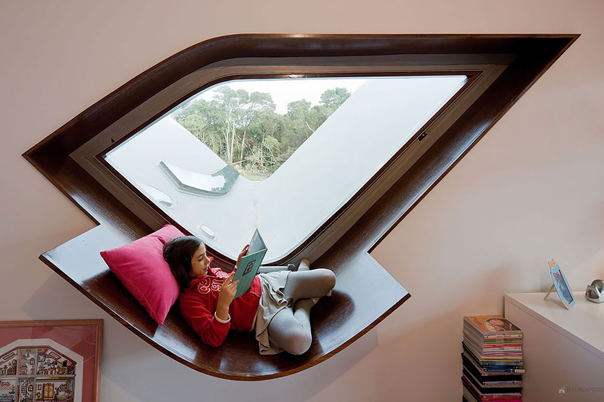 tempat baca yang nyaman