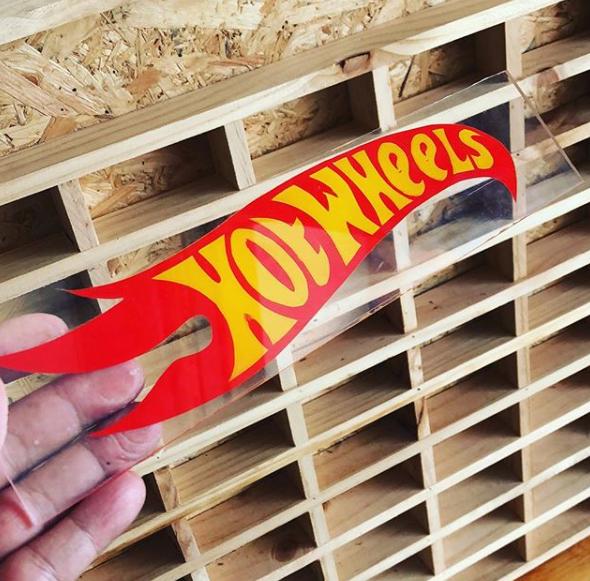 DIY rak hot wheels yang keren