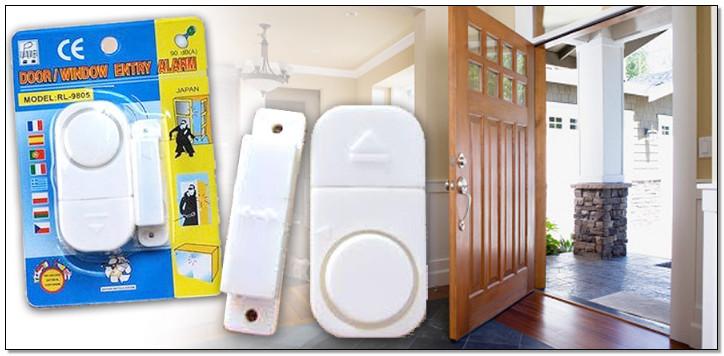 alarm pintu dan jendela anti maling