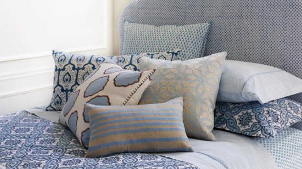 pemakaian tekstil yang lembut, bagus desainnya