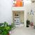 Desain Dekorasi Ruang Belakang Rumah Tempat Cuci Baju, Jemuran dan Toren Air