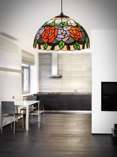 desain lampu gantung unik yang cocok untuk ruang tengah