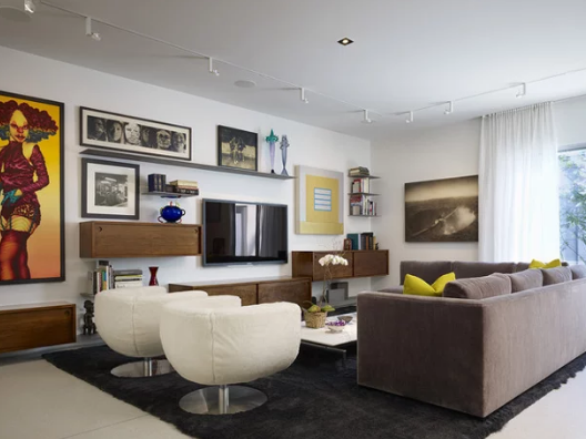 Posisi yang Bagus dalam Ruang Living Room atau Tamu