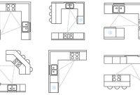 contoh layout desain dapur yang terbaik