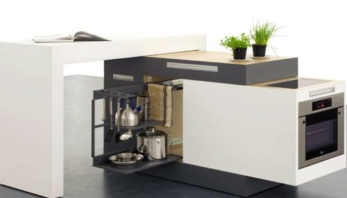contoh peralatan multifungsi di dapur