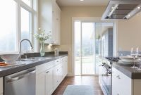 desain cantik minimalis meja dapur yang ideal