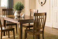 desain meja makan yang ideal minimalis