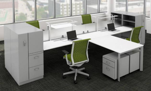 desain pencahayaan yang bagus pada kantor