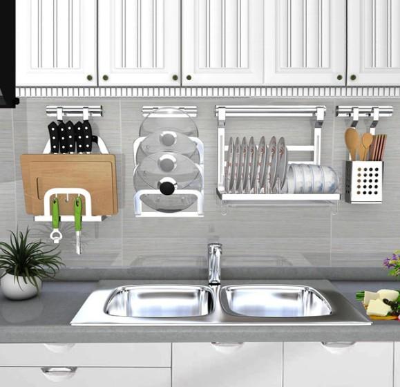 rak gantung dapur washtafel