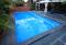 ukuran ideal kolam renang pribadi