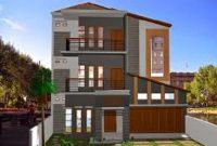 Desain Dan Estimasi Biaya Pembuatan Rumah 3 Lantai2