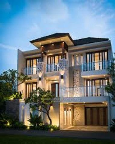 Desain Dan Estimasi Biaya Pembuatan Rumah 3 Lantai4