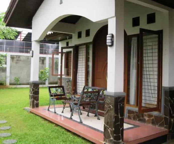Desain Model Tiang Teras Rumah Minimalis Modern1