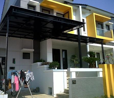 Model Dak Teras Rumah Sederhana kanopi rumah minimalis untuk teras rumah agar terlihat cantik