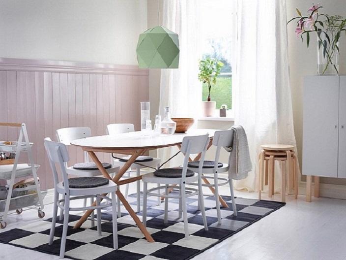 Membuat Ruang Makan Minimalis Tampak Elegan2