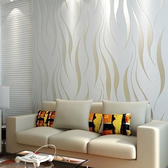 Memilih Desain Wallpaper Ruang Tamu Sesuai Tema Ruangan2