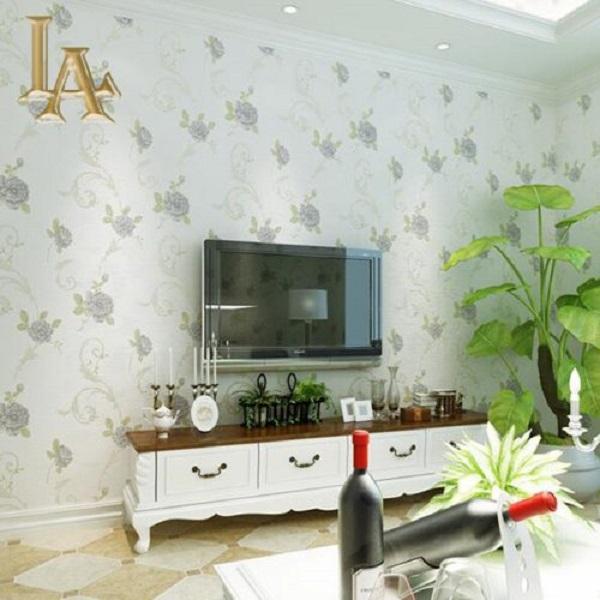 Memilih Desain Wallpaper Ruang Tamu Sesuai Tema Ruangan4